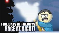 ФНАФ: Ночная ярость