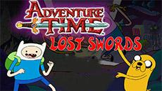 Время приключений: Потерянный меч