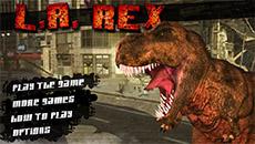 Тираннозавр Рекс: Мясорубка в L.A