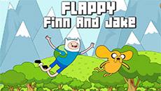 Фин и Джейк: Флаппи берд
