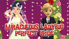 Свадьба Леди Баг и Супер Кота