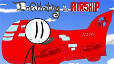Стикмен: Ограбление самолета