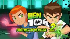 Приключение Бен тен и Гвен