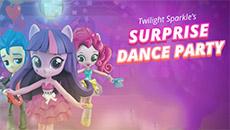 Танцевальная вечеринка Искорки
