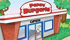 Папа Луи: Готовим бургеры