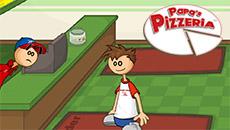Пиццерия Папы Луи