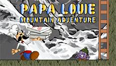 Папа Луи: Приключения в горах