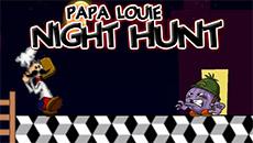 Папа Луи: Ночная охота