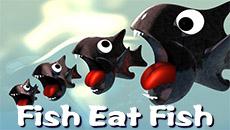 Рыбка ест рыбку