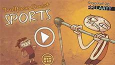 Приключения Троллфейса 6: Спорт