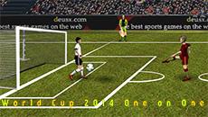 Футбол один на один