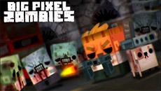 Пиксельные зомби атакуют