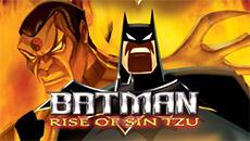 Бетмен: Восстание Син-Цзы