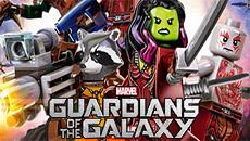 Лего: Стражи галактики