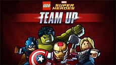 Лего: Битва героев Марвел