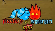 Огонь и Вода: Поцелуй