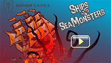 Пираты против Морских монстров