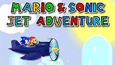 Соник и Марио: Боевой вылет