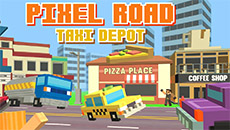 Пиксельная дорога: Таксист