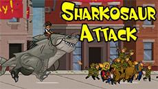 Нападение Акулозавра