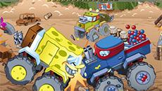 Губка Боб: Дерби грузовиков