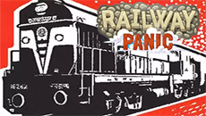 Паника на железной дороге