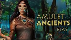 Амулет древнего племени