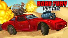 Дорога ярости 3: Буря в пустыне