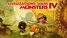Войны цивилизаций 4: Монстры