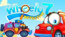 Машинка Вилли 7: Детектив