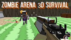 Зомби Арена 3D: Выживание