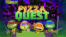 Черепашки ниндзя: Пицца квест