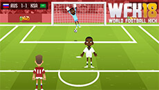 Футбол: Чемпионат мира 2K18