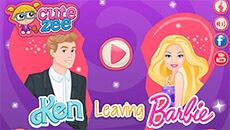 Кен бросил Барби