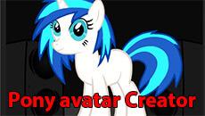 Пони аватар креатор