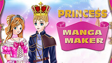Манга мейкер: Принц и принцесса