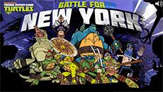 Черепашки: Битва в Нью-Йорке