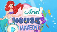Уборка в доме Ариэль