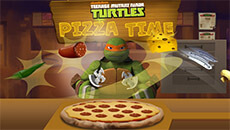 Черепашки: Пора есть пиццу