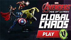 Мстители: Глобальный хаос
