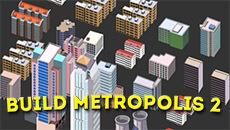 Строительство мегаполиса
