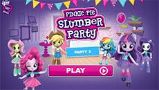 Вечеринка Пинки Пай