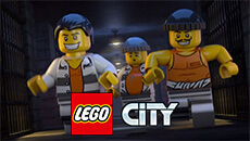 Лего: Побег из тюрьмы