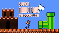 Супер Марио кроссовер 2