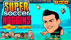 Супер футбол головами