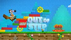 Приключения белки в Лего мире
