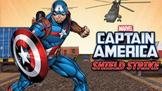 Капитан Америка: Удар щитом