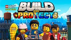 Лего сити: Строй и защищай