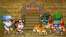 Приключения в землях Майя