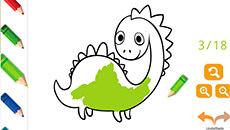 Рисовать и раскрашивать: Животные